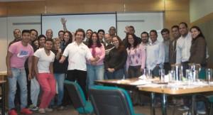 Grupo Caracas diciembre 2013